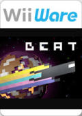 Bit.Trip Beat Wii Front Cover