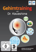 Train Your Brain With Dr. Kawashima Macintosh Front Cover