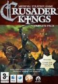 Crusader Kings Complete Macintosh Front Cover