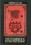 Knight Lore Amstrad CPC Front Cover