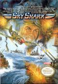 Sky Shark NES Front Cover