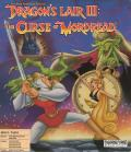 Dragon's Lair III: The Curse of Mordread DOS Front Cover
