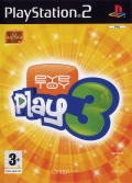 EyeToy: Play 3 PlayStation 2 Front Cover
