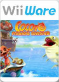 Cocoto: Fishing Master Wii Front Cover