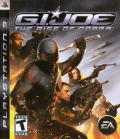 G.I. Joe: The Rise of Cobra PlayStation 3 Front Cover