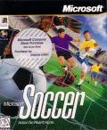 Microsoft Soccer Windows Front Cover