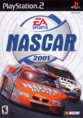 NASCAR 2001 PlayStation 2 Front Cover