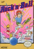 Rock 'n Ball NES Front Cover