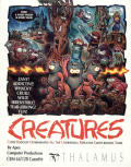 Creatures Commodore 64 Front Cover