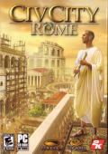 CivCity: Rome Windows Front Cover