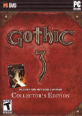 Gothic 3 (Collector's Edition) Windows Front Cover