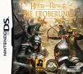 The Lord of the Rings: Conquest Nintendo DS Front Cover