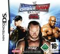 WWE SmackDown vs. Raw 2008 Nintendo DS Front Cover