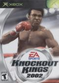 Knockout Kings 2002 Xbox Front Cover
