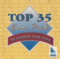 Top 35 Game Pack: 35 Games for DOS DOS Front Cover