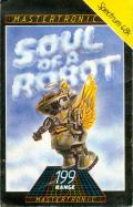 Soul of a Robot ZX Spectrum Front Cover