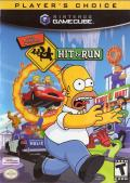 The Simpsons: Hit & Run GameCube Front Cover