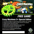 Crazy Machines 2: Gold Edition Windows Front Cover