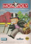 Monopoly Genesis Front Cover