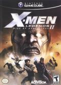 X-Men: Legends II - Rise of Apocalypse GameCube Front Cover