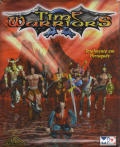 Time Warriors DOS Front Cover