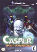 Casper: Spirit Dimensions GameCube Front Cover