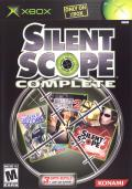 Silent Scope Complete Xbox Front Cover