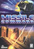 Missile Command Windows Front Cover