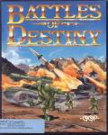 Battles of Destiny DOS Front Cover