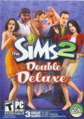 The Sims 2: Double Deluxe Windows Front Cover