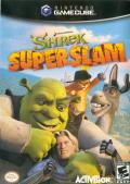 Shrek SuperSlam GameCube Front Cover