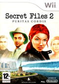 Secret Files 2: Puritas Cordis Wii Front Cover