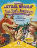 Star Wars: Jar Jar's Journey Adventure Book Macintosh Front Cover