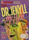 Dr. Jekyll and Mr. Hyde NES Front Cover