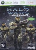 Halo Wars (Limited Edition) Xbox 360 Front Cover Transparent Slipcase