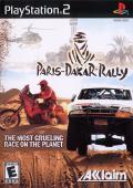Paris-Dakar Rally PlayStation 2 Front Cover