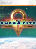 Omega Five Xbox 360 Front Cover