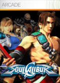 SoulCalibur Xbox 360 Front Cover