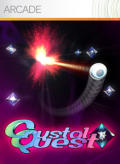 Crystal Quest Xbox 360 Front Cover
