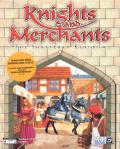 Knights and Merchants: The Shattered Kingdom Windows Front Cover