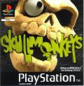 Skullmonkeys PlayStation Front Cover