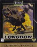 Jane's Combat Simulations: AH-64D Longbow (Limited Edition) DOS Front Cover
