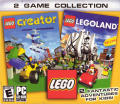 LEGO Creator & LEGOLand Windows Front Cover
