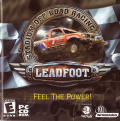 Leadfoot: Stadium Off-Road Racing Windows Front Cover