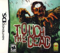 Touch the Dead Nintendo DS Front Cover