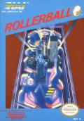 Rollerball NES Front Cover
