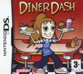Diner Dash: Sizzle & Serve Nintendo DS Front Cover