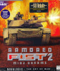 Armored Fist 2 DOS Front Cover