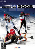 Biathlon 2008 Windows Front Cover UK