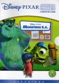 Disney•Pixar Monsters, Inc.: Scream Team Training Macintosh Front Cover